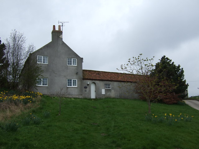 Farm cottages, Grindale