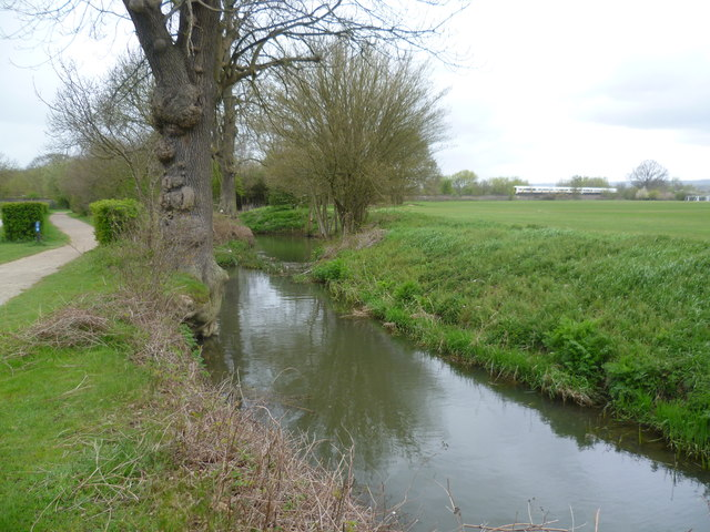 Tributary stream of the River Medway