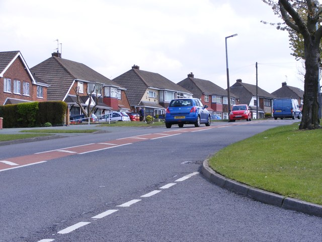 Dovedale Road Junction