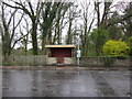 NS3319 : Bus Shelter by Billy McCrorie