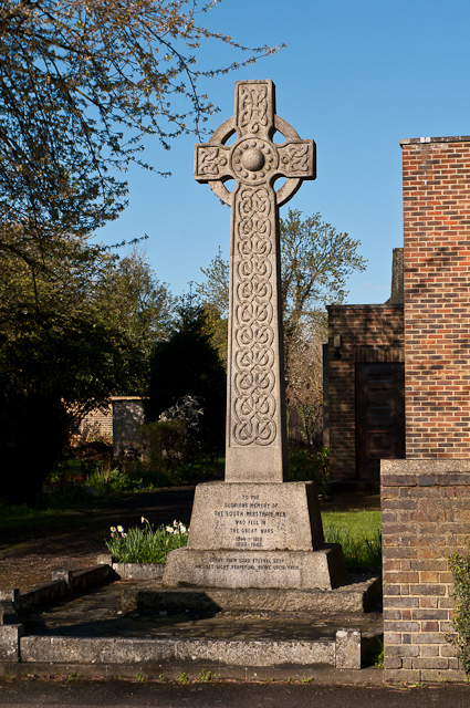 South Merstham War Memorial