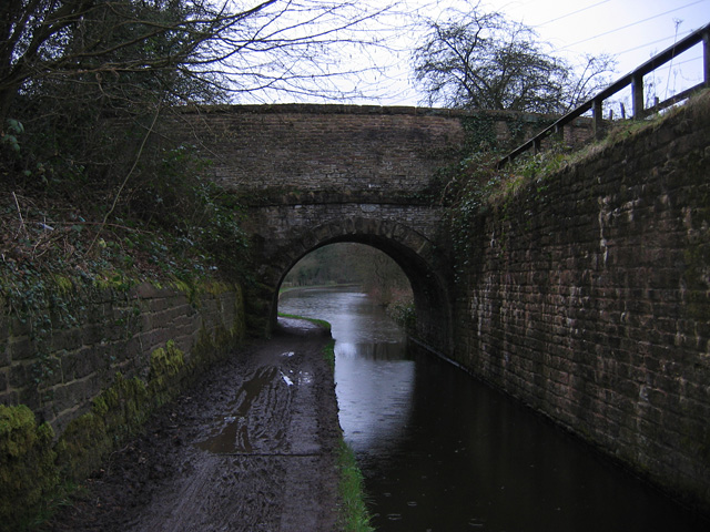 Bridge 15, Peak Forest Canal