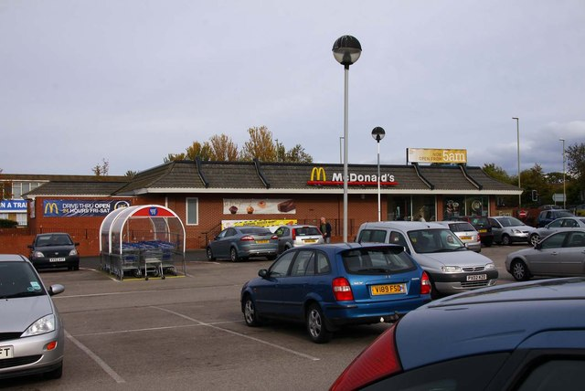 McDonalds in Simonside