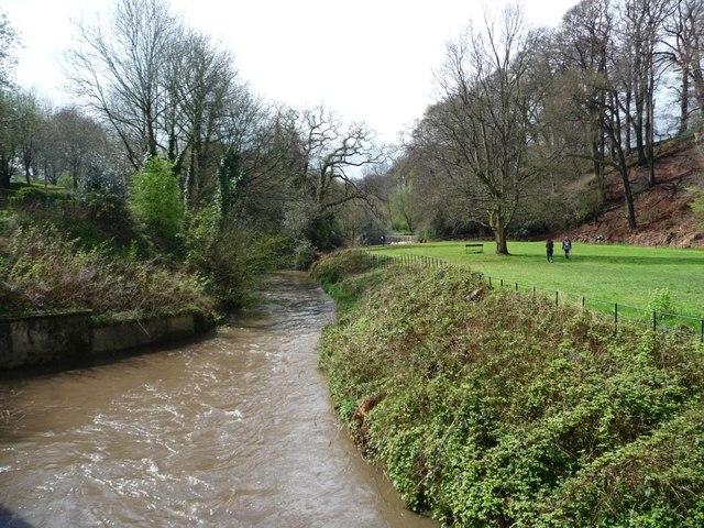 The River Bollin