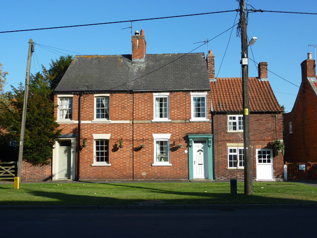 Cottages in Brant Broughton