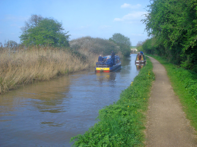Worcester & Birmingham Canal at Sixways