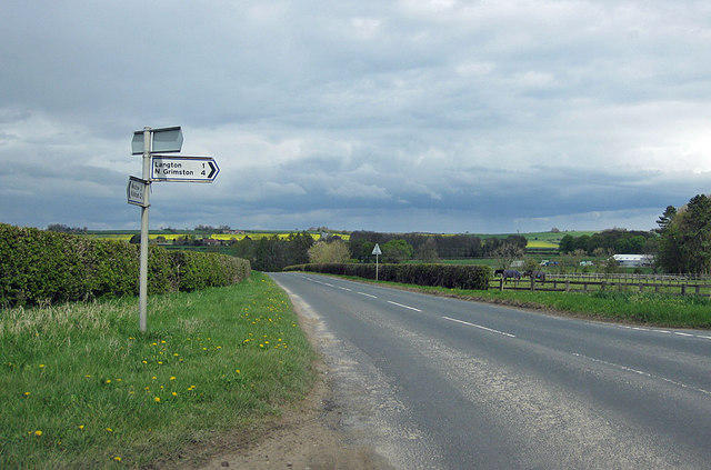 Road to Norton-on-Derwent