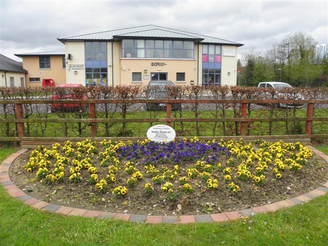Flowerbed, Castlefinn