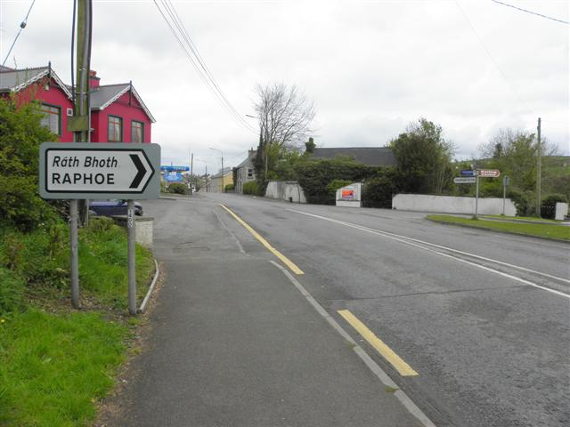 Sandy Row, Castlefinn
