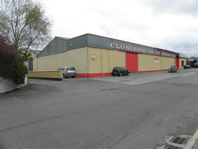 Clonleigh Co-op, Castlefinn