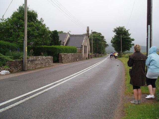 Stonehaven Half Marathon at Rickarton