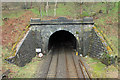 SK2578 : Grindleford Entrance to the Totley tunnel by Martin Lee