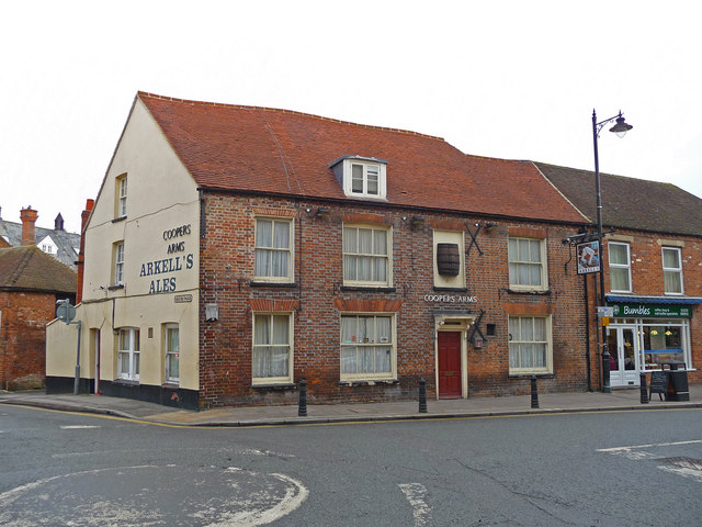 Newbury - Coopers Arms