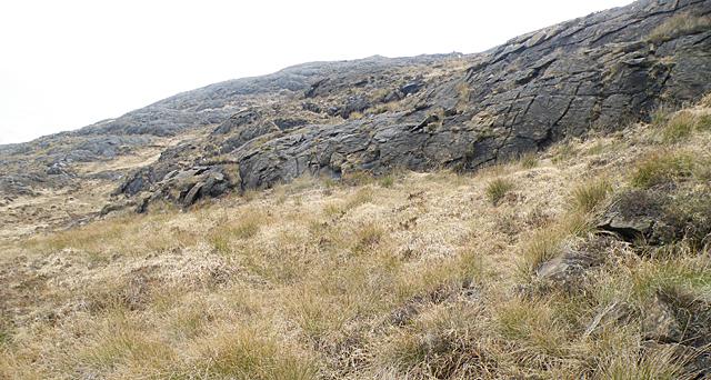Above Abhainn Sgathaig