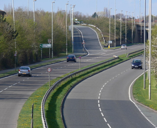 A563 Outer Ring Road