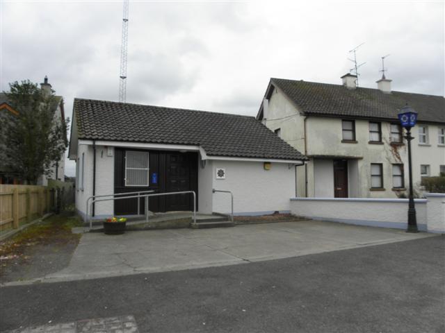 Garda Station, Castlefinn
