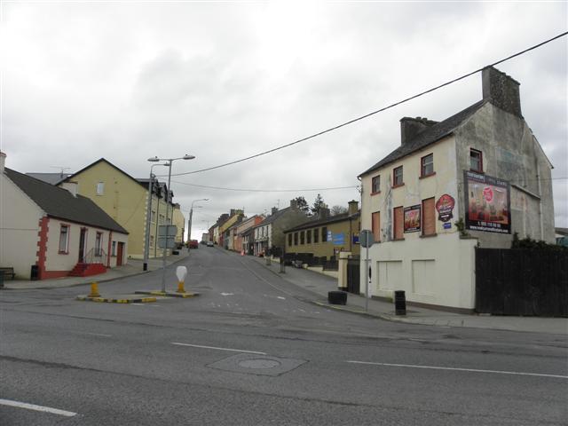Main Street, Castlefinn