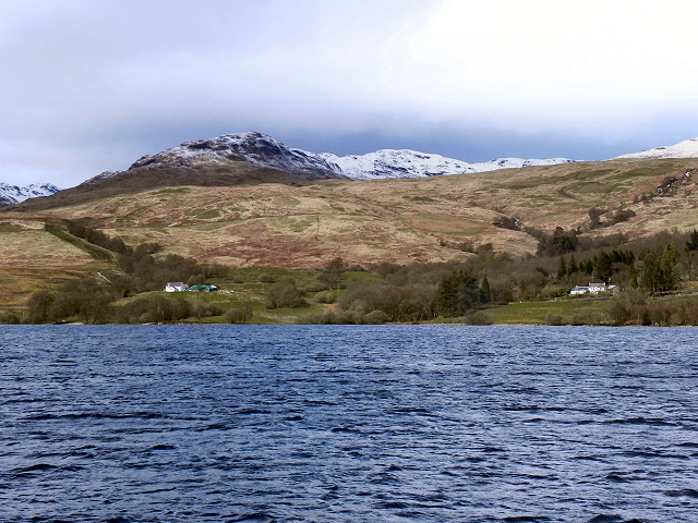 The Northern Shore of Loch Katrine