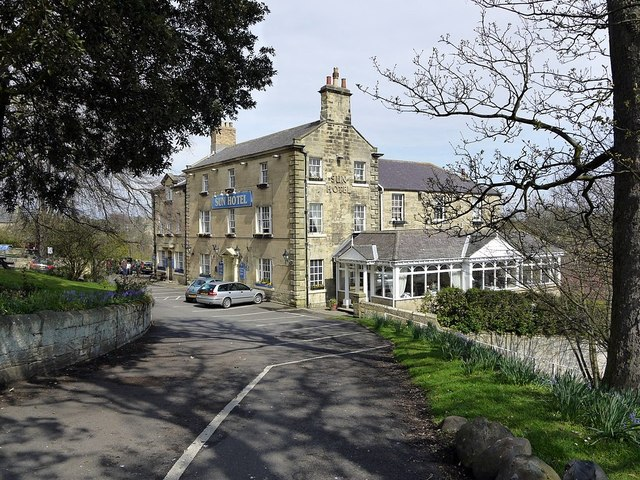 Sun Hotel, Warkworth