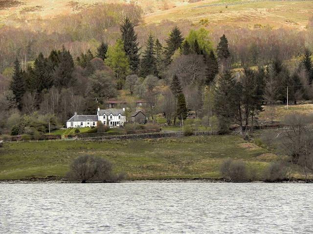 The Northern Bank of Loch Katrine, Letter