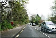 SU4613 : Thornhill Park Road by Alex McGregor