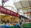 SJ8990 : Wally's Finest Fruit &amp; Veg by Gerald England