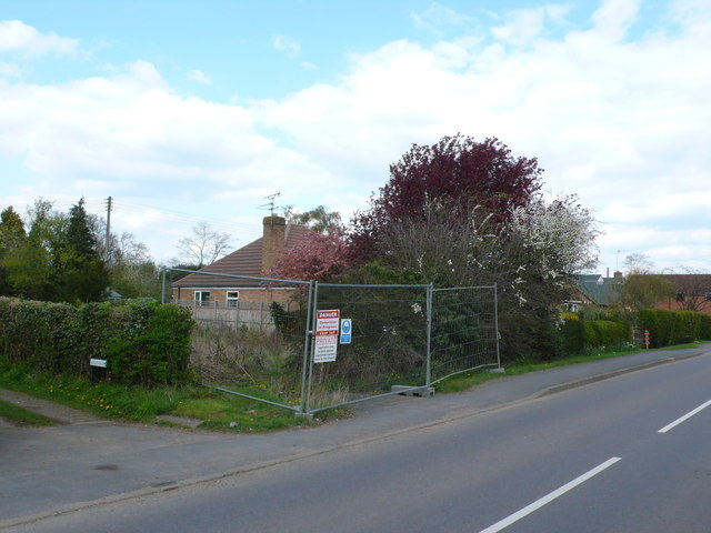 Building Plot at Welford