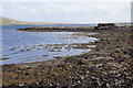 HP6208 : Small headland on the coast of the voe at Baltasound by Mike Pennington