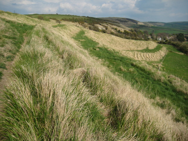 Slopes of Green Hill