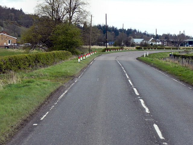 A811, West Carse