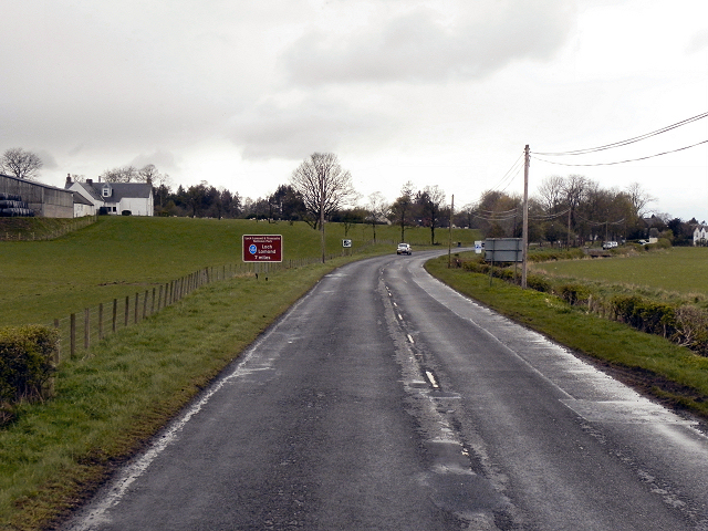 A811 Near Buchlyvie