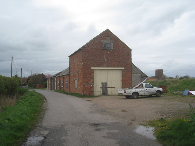 Workshops and windmill