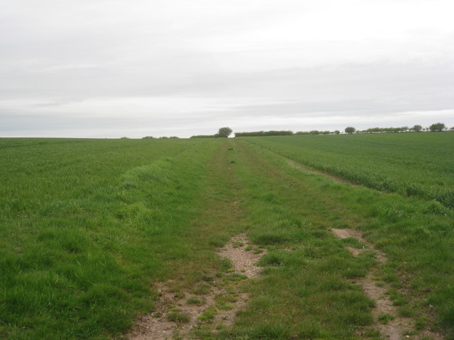 Bridleway to Beesby Top