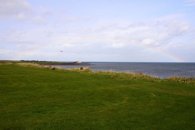 The view from The Links