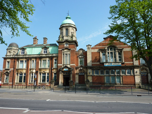 Beverley Road Baths