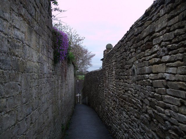 King's Walk, Malmesbury