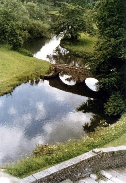 Dorothy Vernon's Bridge