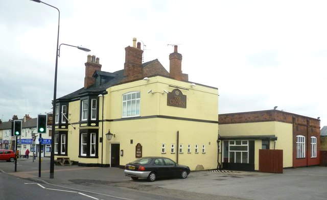 The Crown - Allenton