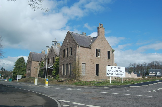 Former Hospital Administration Building, Kingseat