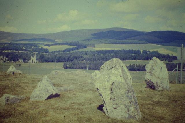 Recumbent Stone Circle, Tarland