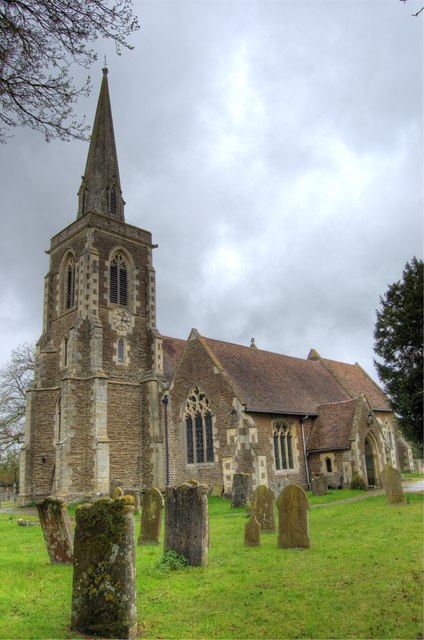 St Mary's church, Frittenden