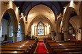 TQ8140 : Interior, St Mary's church, Frittenden : Week 18