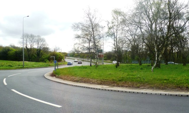 A500 Roundabout