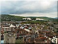 TQ4109 : Lewes Skyline by Paul Gillett