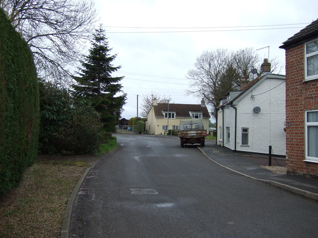 Stockhouse Lane, Surfleet