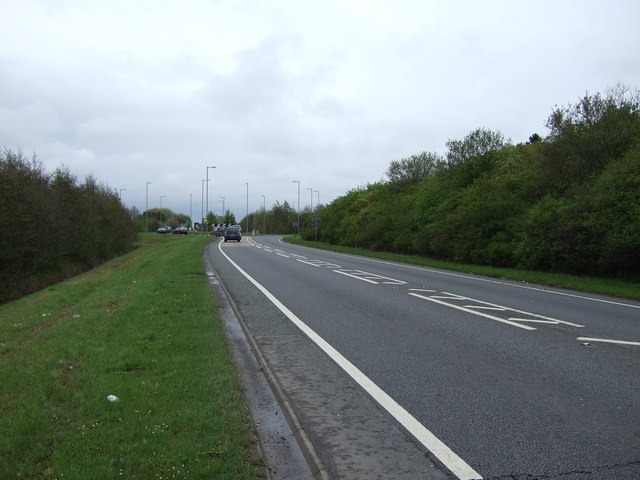 A16 towards Spalding