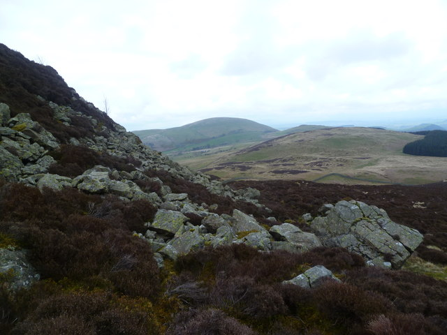 On Gowbarrow Fell