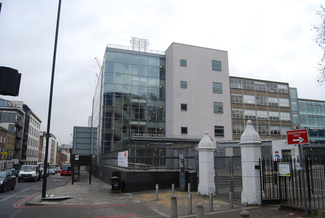 City and Islington Sixth Form College