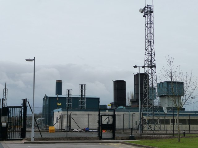 Alrewas Gas Compressor Station