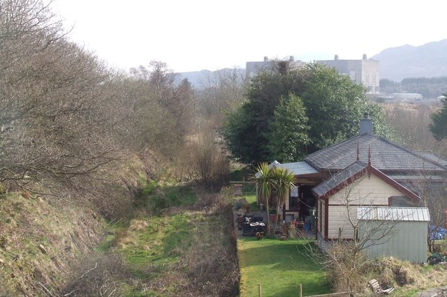 Maentwrog Road Station